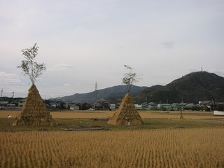 兵庫県でのとんど たつの市.jpg