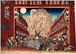 国貞「北廓月の夜桜」.jpg