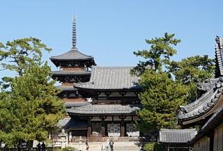 法隆寺・西院伽藍遠景.jpg